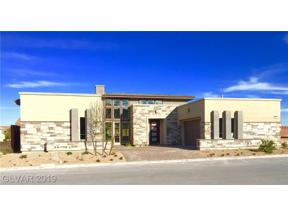 Property for sale at 6682 Iron Square Street, Las Vegas,  Nevada 89148