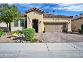 Property for sale at 657 Viale Machiavelli Lane, Henderson,  Nevada 89011