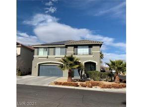 Property for sale at 8112 Azure Falls Court, Las Vegas,  Nevada 89117