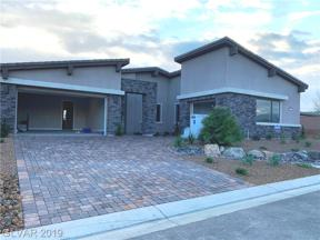 Property for sale at 8439 Carbon Canyon Court, Las Vegas,  Nevada 89129