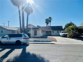 Property for sale at 1724 Ivanhoe Way, Las Vegas,  Nevada 89102