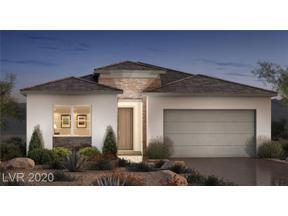 Property for sale at 8938 Skye Canyon Ranch Street, Las Vegas,  Nevada 89166