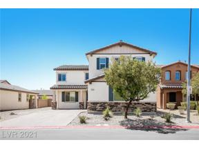 Property for sale at 5425 Pride Mountain Street, North Las Vegas,  Nevada 89031