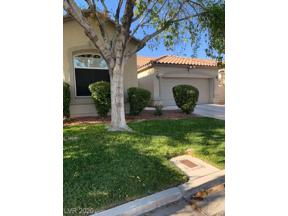 Property for sale at 2781 Grande Valley Drive, Las Vegas,  Nevada 89135