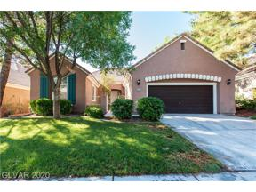 Property for sale at 9833 Miss Peach Avenue, Las Vegas,  Nevada 89145