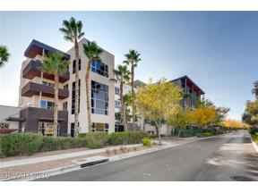 Property for sale at 11441 Allerton Park Drive Unit: 419, Las Vegas,  Nevada 89135
