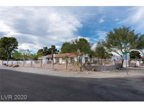 Property for sale at 6315 N Park Street, Las Vegas,  Nevada 89149