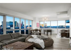 Property for sale at 4471 DEAN MARTIN Drive 1110, Las Vegas,  Nevada 89103