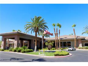 Property for sale at 9050 Warm Springs Road Unit: 1026, Las Vegas,  Nevada 89148