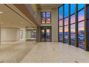 Property for sale at 1 Hughes Center Drive PH1901, Las Vegas,  Nevada 89169
