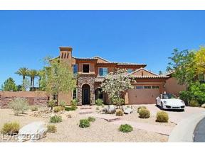 Property for sale at 2404 CHATEAU NAPOLEON Drive, Henderson,  Nevada 89044