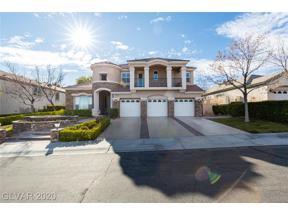 Property for sale at 9421 Garnet Crown Avenue, Las Vegas,  Nevada 89145