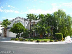 Property for sale at 34 Tamarron Cliffs Street Unit: 0, Las Vegas,  Nevada 89148