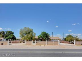 Property for sale at 4626 W Warm Springs Road, Las Vegas,  Nevada 89118