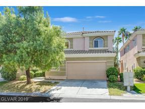 Property for sale at 9259 Tulip Trestle Avenue, Las Vegas,  Nevada 89148
