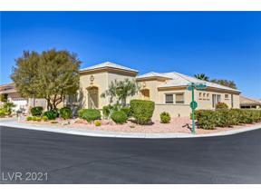 Property for sale at 4580 Riva De Romanza Street, Las Vegas,  Nevada 89135