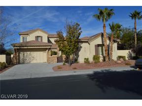 Property for sale at 11642 Morning Grove Drive, Las Vegas,  Nevada 89135