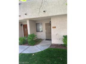 Property for sale at 2681 Ruthe Duarte Avenue, Las Vegas,  Nevada 89121