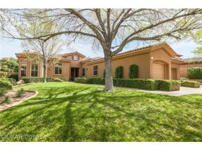 Property for sale at 14 Clear Crossing Trail, Henderson,  Nevada 89052