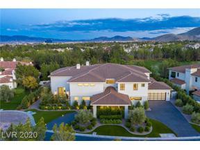 Property for sale at 51 Quintessa Circle, Las Vegas,  Nevada 89141
