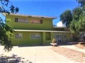 Property for sale at 1669 Ottawa Drive, Las Vegas,  Nevada 89169
