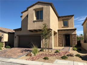 Property for sale at 846 Glacier Springs Drive, Las Vegas,  Nevada 89148