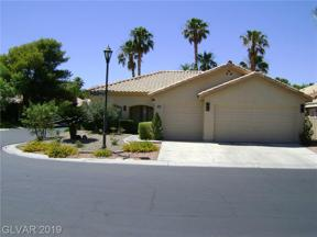 Property for sale at 1621 Sun Ridge Drive Unit: 0, Las Vegas,  Nevada 89117