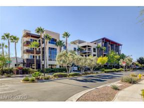 Property for sale at 11441 Allerton Park Drive 206, Las Vegas,  Nevada 89135