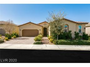 Property for sale at 2365 BORETTO Street, Henderson,  Nevada 89044