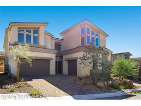 Property for sale at 10 Vista Outlook Street, Henderson,  Nevada 89011