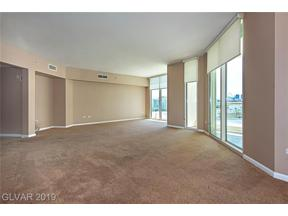 Property for sale at 2877 Paradise Road Unit: 806, Las Vegas,  Nevada 89109