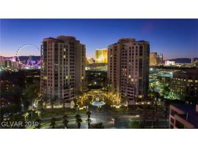 Property for sale at 1 Hughes Center Drive Unit: 402, Las Vegas,  Nevada 89169