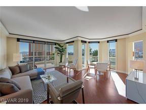 Property for sale at 2877 Paradise Road Unit: 505, Las Vegas,  Nevada 89109