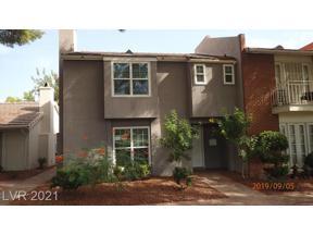 Property for sale at 1030 Tam O Shanter, Las Vegas,  Nevada 89109