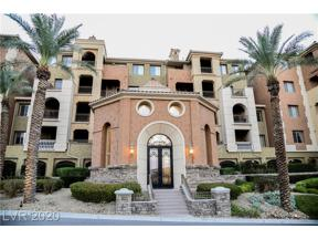 Property for sale at 15 Via Mantova 201, Henderson,  Nevada 89011