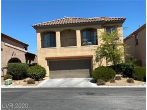Property for sale at 1032 CALVIA Street, Las Vegas,  Nevada 89138