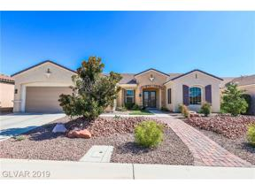 Property for sale at 2473 Black River Falls Drive, Henderson,  Nevada 89044