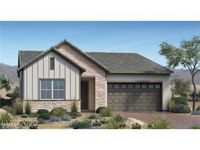 Property for sale at 8944 Skye Canyon Ranch Street, Las Vegas,  Nevada 89166