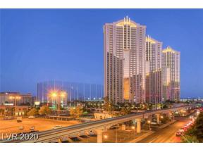 Property for sale at 145 E Harmon Avenue 2406, Las Vegas,  Nevada 89109