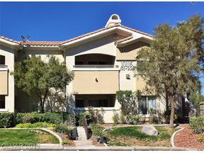 Property for sale at 10116 Jacob Place Unit: 101, Las Vegas,  Nevada 89144