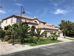 Property for sale at 93 Chateau Whistler Court, Las Vegas,  Nevada 89148