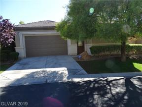 Property for sale at 27 Gladewater Drive, Henderson,  Nevada 89052