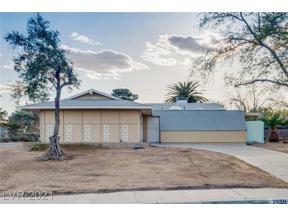 Property for sale at 2539 Anglia Street, Las Vegas,  Nevada 89142