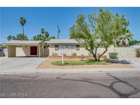 Property for sale at 3195 Burnham Avenue, Las Vegas,  Nevada 89169