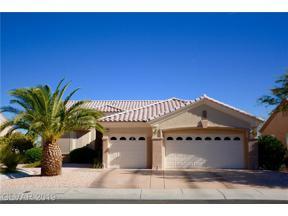 Property for sale at 2268 Sun Cliffs Street, Las Vegas,  Nevada 89134