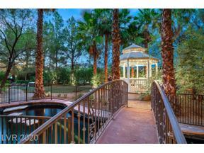 Property for sale at 4201 SAN ALIVIA Court, Las Vegas,  Nevada 89141