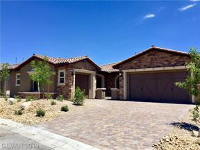 Property for sale at 204 Basque Coast Street, Las Vegas,  Nevada 89138