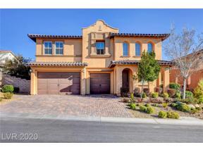 Property for sale at 12114 Highland Vista, Las Vegas,  Nevada 89138