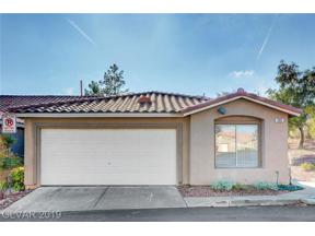 Property for sale at 395 Blanca Springs Drive, Henderson,  Nevada 89014