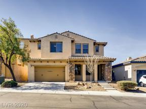 Property for sale at 1063 Via Saint Lucia Place, Henderson,  Nevada 89011